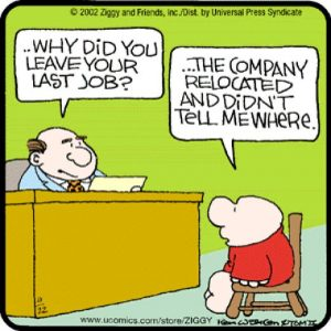 Funny Job Interview Questions and Answers
