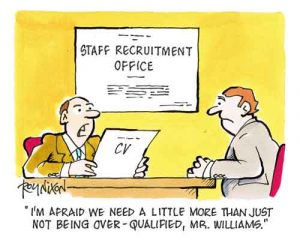Recruitment Cartoons Dorothy Rawlinson