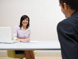 Ask Dorothy: Who is interviewing me?